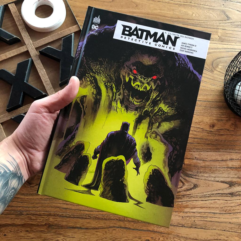 Batman Detective Comics - tome 6