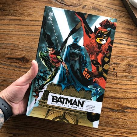 Batman Detective Comics - tome 7