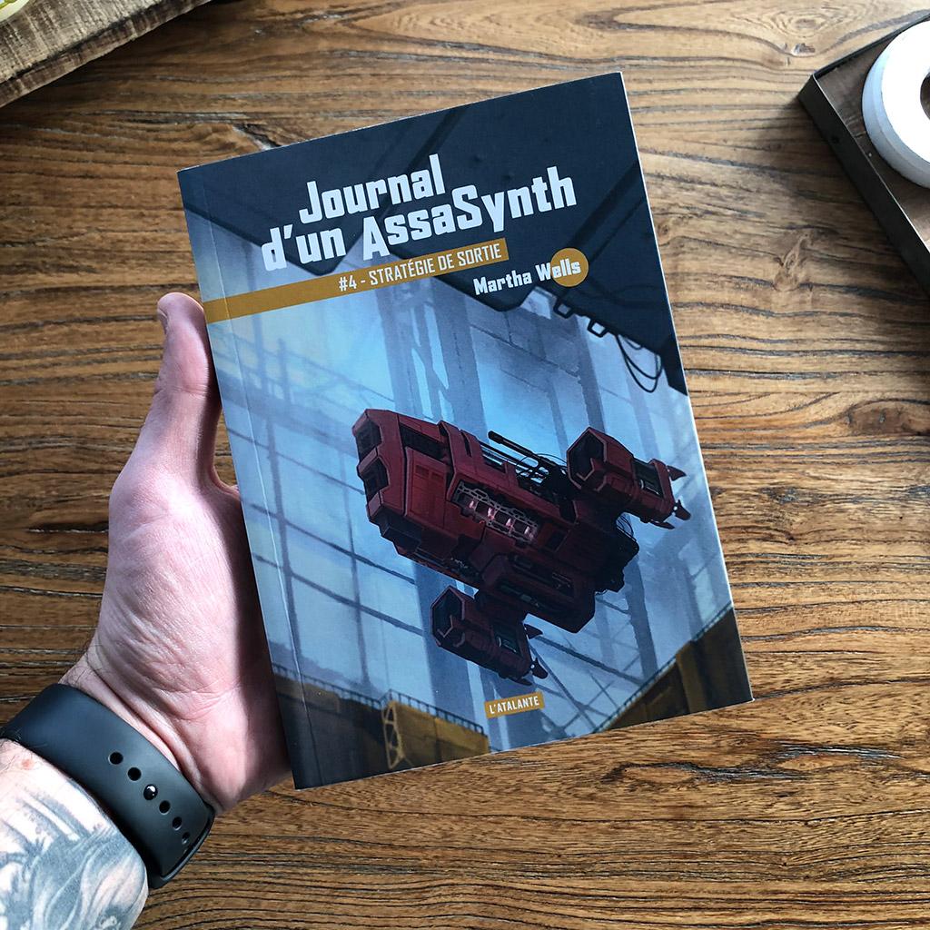 Journal d'un Assasynth - tome 4