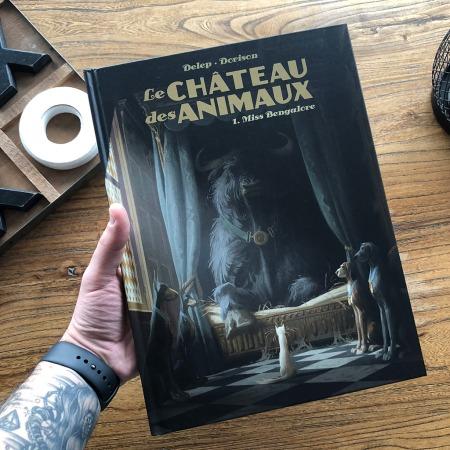 Le château des animaux - tome 1