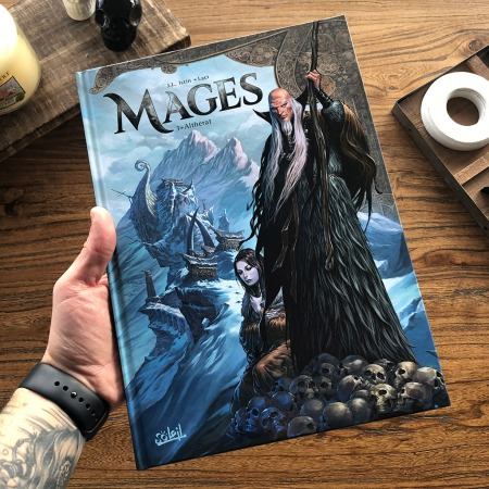 Mages - tome 3